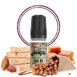 Image principale du e-liquide Old Nuts 10ml de chez Lips France
