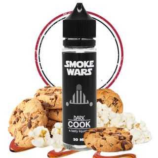 Image principale du e-liquide Dark Cook en 50ml