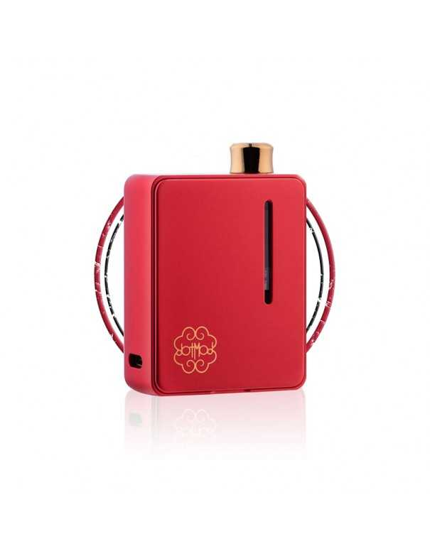 Image 2 de la e-cigarette DotAIO Mini Red de chez DotMOD