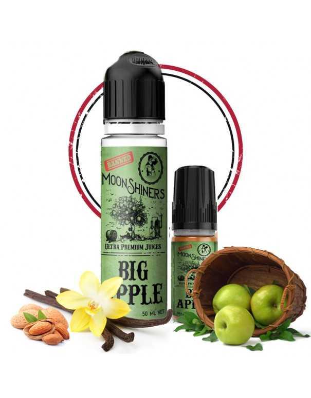 Image principale du e-liquide Big Apple Easy2shake 60ml de chez Lips France