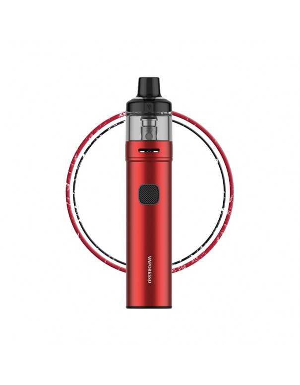 Image 2 de la e-cigarette kit Gtx Go 40 Red de Vaporesso