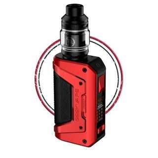 Image principale 1 du kit Aegis Legend 2 en couleur red