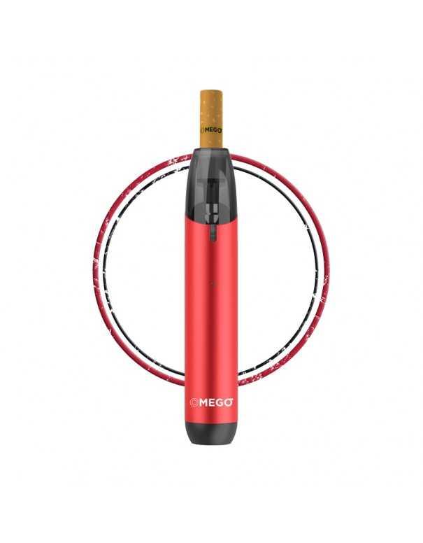 Image 1 de la e-cigarette kit Classico Red de LIQUIDAROM