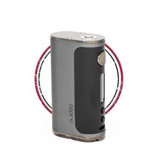 image 1 de la e-cigarette box Glint Gun Metal de Aspire
