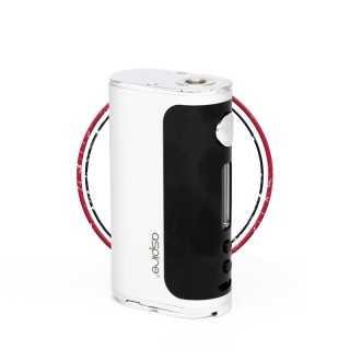 image 1 de la e-cigarette box Glint Silver de Aspire