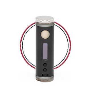 image 2 de la e-cigarette box Glint Gun Metal de Aspire