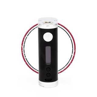 image 2 de la e-cigarette box Glint Silver de Aspire