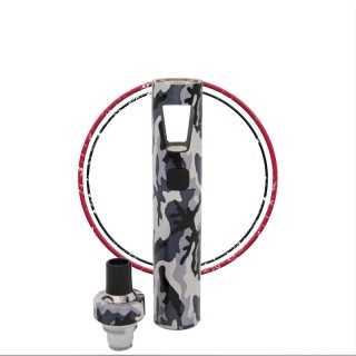 Image 2 de la e-cigarette kit Ego AIO Crackle C de Joyetech