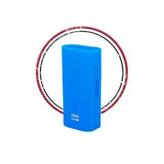 Image 2 de la housse en silicone TC40 blue de Eleaf