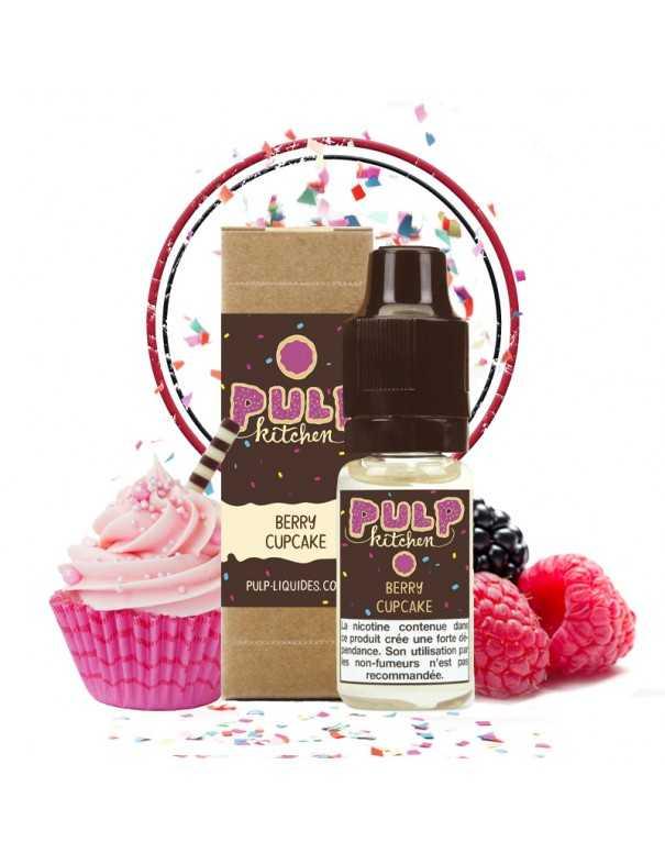 Image principale du Berry Cupcake en 10ml