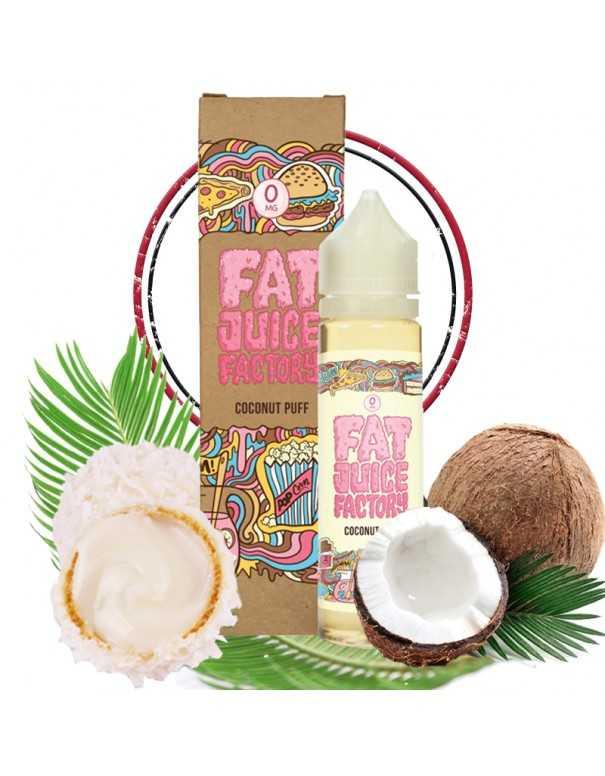 Image principale du Coconut Puff en 50ml