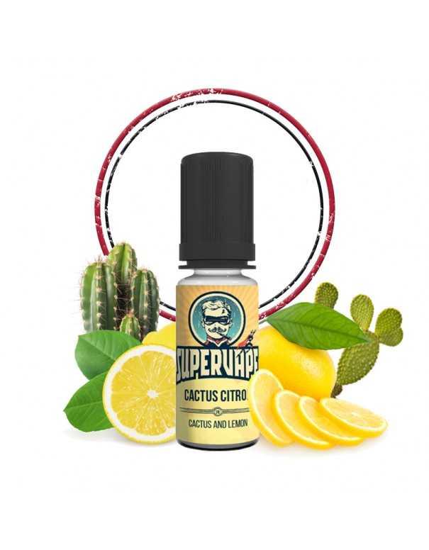 Concentré Cactus Citron-10ml