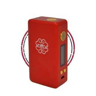 Image principale 1 de la e-cigarette Dotbox 75w Red de DotMod