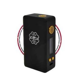 Image principale 3 de la e-cigarette Dotbox 75w Black de DotMod
