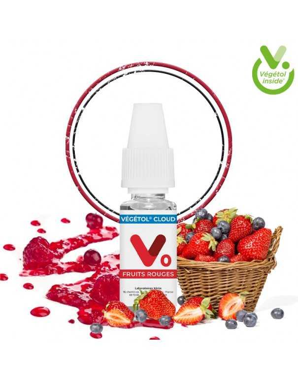 Vegetol Cloud Fruits Rouges-10ml