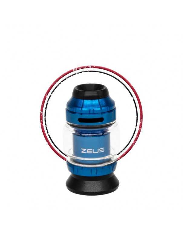 Image 1 de l'atomiseur Zeus X Blue de Geek Vape