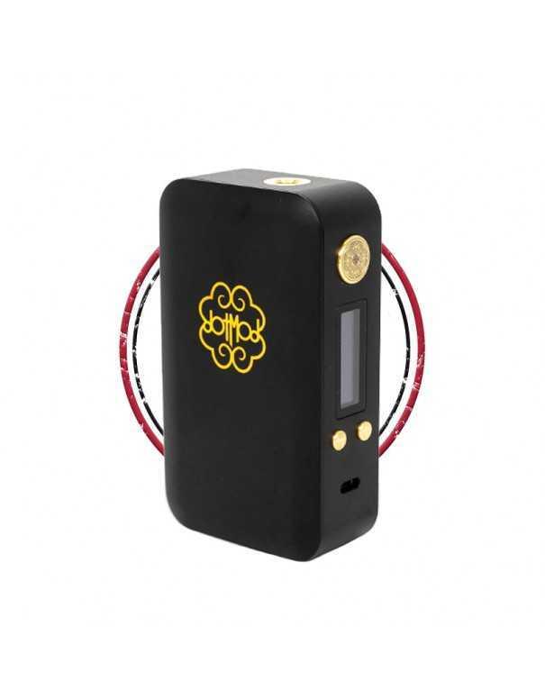 Image principale 1 de la e-cigarette Dotbox 200w Black de DotMod