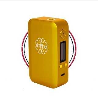 Image principale 4 de la e-cigarette Dotbox 200w Gold de DotMod