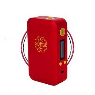 Image principale 5 de la e-cigarette Dotbox 200w Red de DotMod