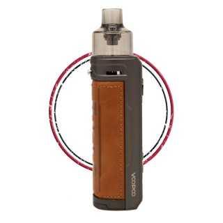 Image 1 de la e-cigarette kit Drag X Retro de Voopoo