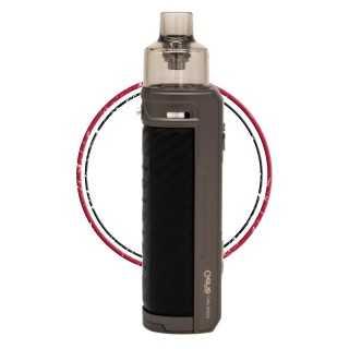 Image 5 de la e-cigarette kit Drag X Carbon fiber de Voopoo