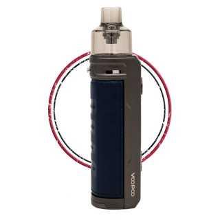 Image 7 de la e-cigarette kit Drag X Blue de Voopoo