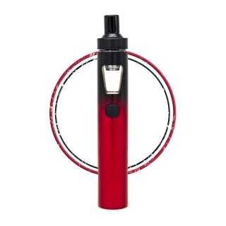 Image 1 de la e-cigarette kit Ego AIO Eco Friendly Gradient Red de Joyetech