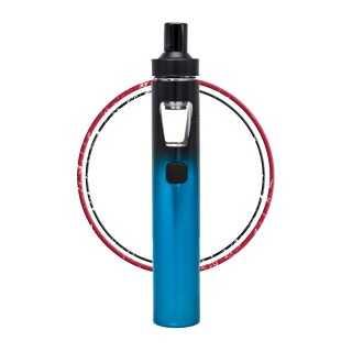 Image 7 de la e-cigarette kit Ego AIO Eco Friendly Gradient Blue de Joyetech