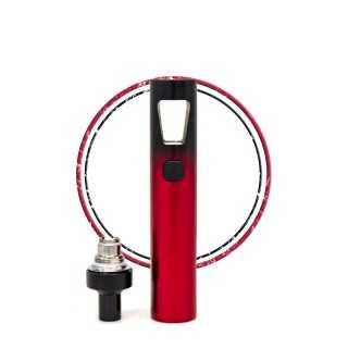 Image 2 de la e-cigarette kit Ego AIO Eco Friendly Gradient Red de Joyetech