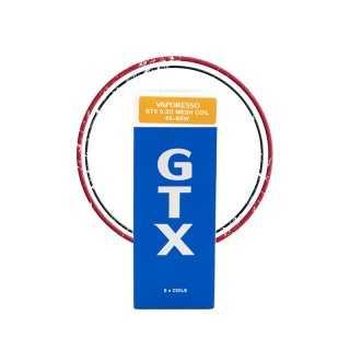 Image principale 3 des résistances GTX 0,2 de Vaporesso