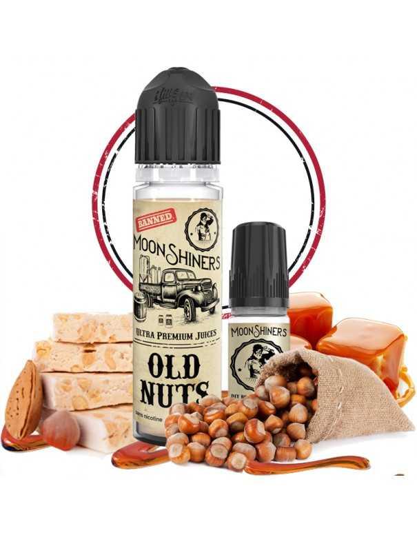 Image principale du e-liquide Old Nuts Easy2shake 60ml de chez Lips France