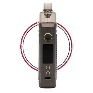 Image 8 de la e-cigarette kit Drag X Blue de Voopoo