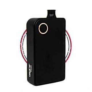 Image 7 de la e-cigarette kit Mulus Black de Aspire