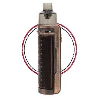 Image 10 de la e-cigarette kit Drag X Bronze Knight de Voopoo