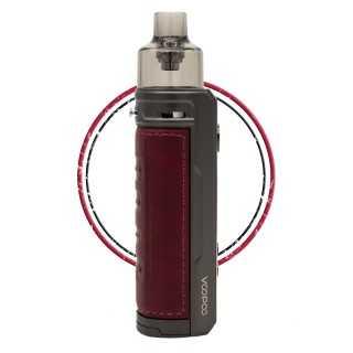 Image 12 de la e-cigarette kit Drag X Marsala de Voopoo