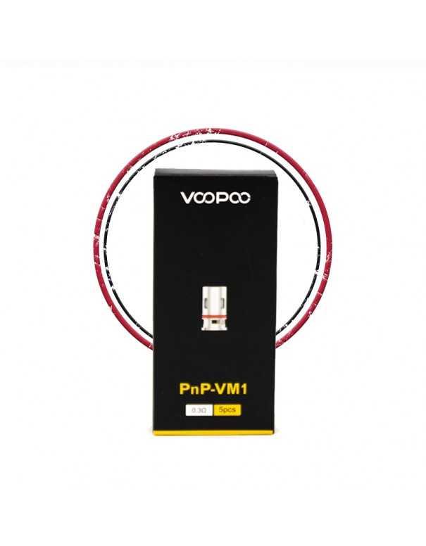 Image principale des résistances PnP de chez Voopoo.