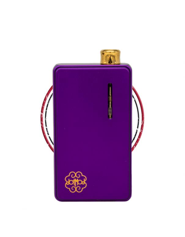 Image 11 de la e-cigarette DotAIO Purple de chez DotMOD