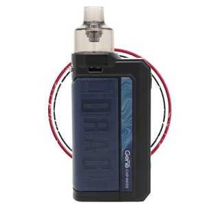 Image 1 du kit Drag Max Galaxy Blue de chez Voopoo.