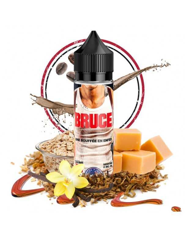 Image principale du e-liquide Bruce en 50ml de chez Swoke.
