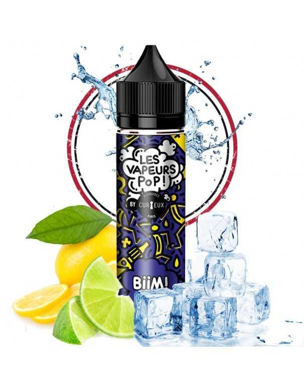 Image principale du e-liquide Biim de chez Curieux.
